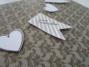 stampin up, envelope punch board, hearts a flutter, perfekte pärchen