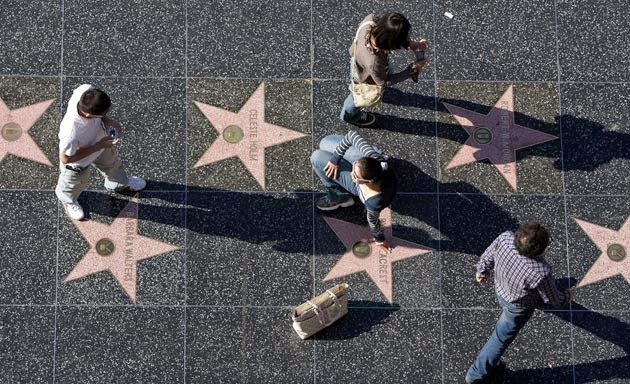 Los Angeles: Hollywood y el Paseo de la Fama