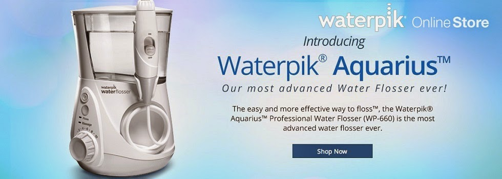 waterpik online store new aquarius