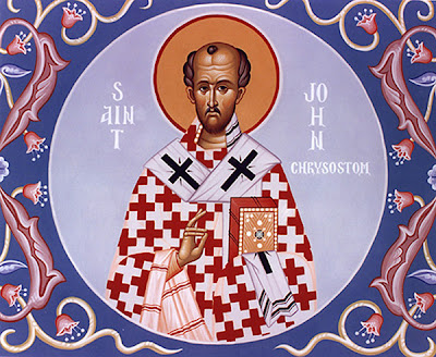 Saint of the Day: St John Chrysostom