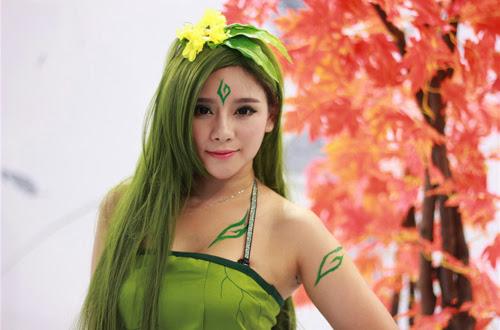 Chiêm ngưỡng cosplay Guild Wars 2 tại ChinaJoy 2013 20