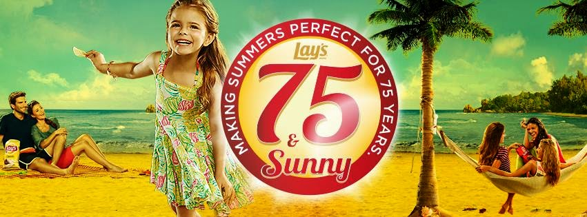 Lay's 75 Days & Sunny Photo Contest