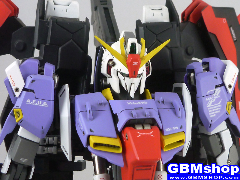 Bandai 1/100 MSZ-006 Zeta Gundam Ver.2.0 Resin Conversion Kit