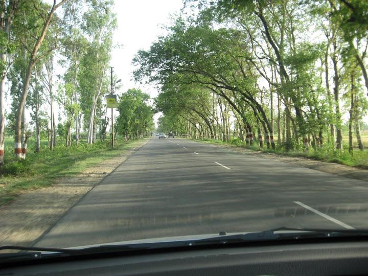 Trip to village(kirtinagar)