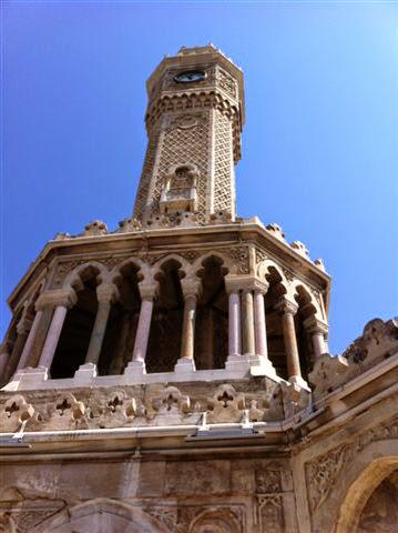 Tour horloge Izmir