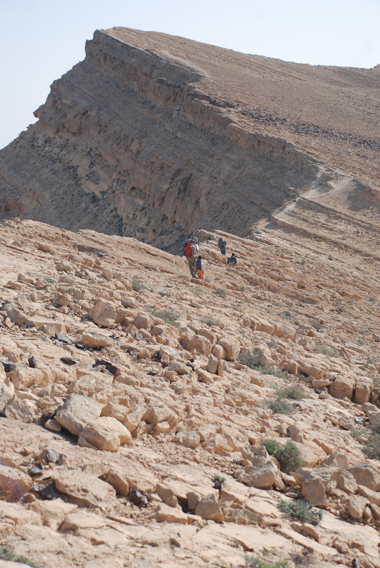 northern negev, hakarbolet, Israeli Trail