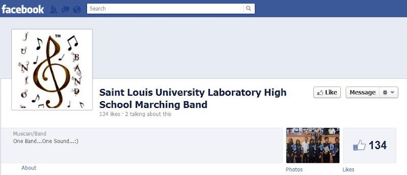 SLU-LHS Marching Band