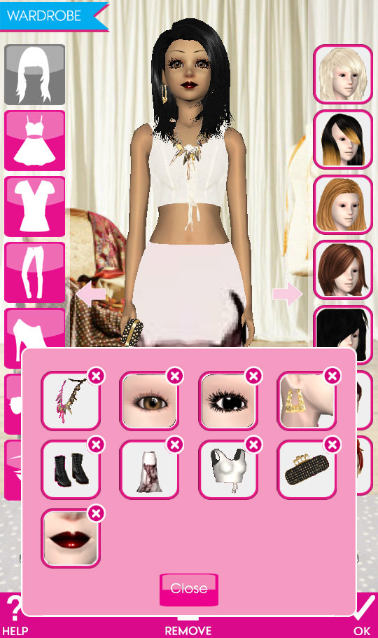 Teen Style Teen Vogue Me Girl Level 56 Young Hollywood Morgan