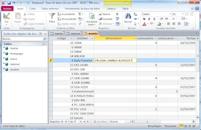 Vincular tablas de MySQL Server en Microsoft Access