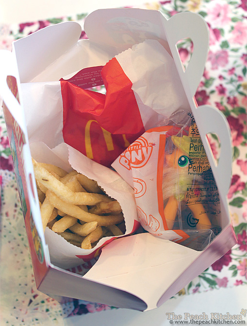 McDonald's Brings Back The Happy Meal Box | www.thepeachkitchen.com