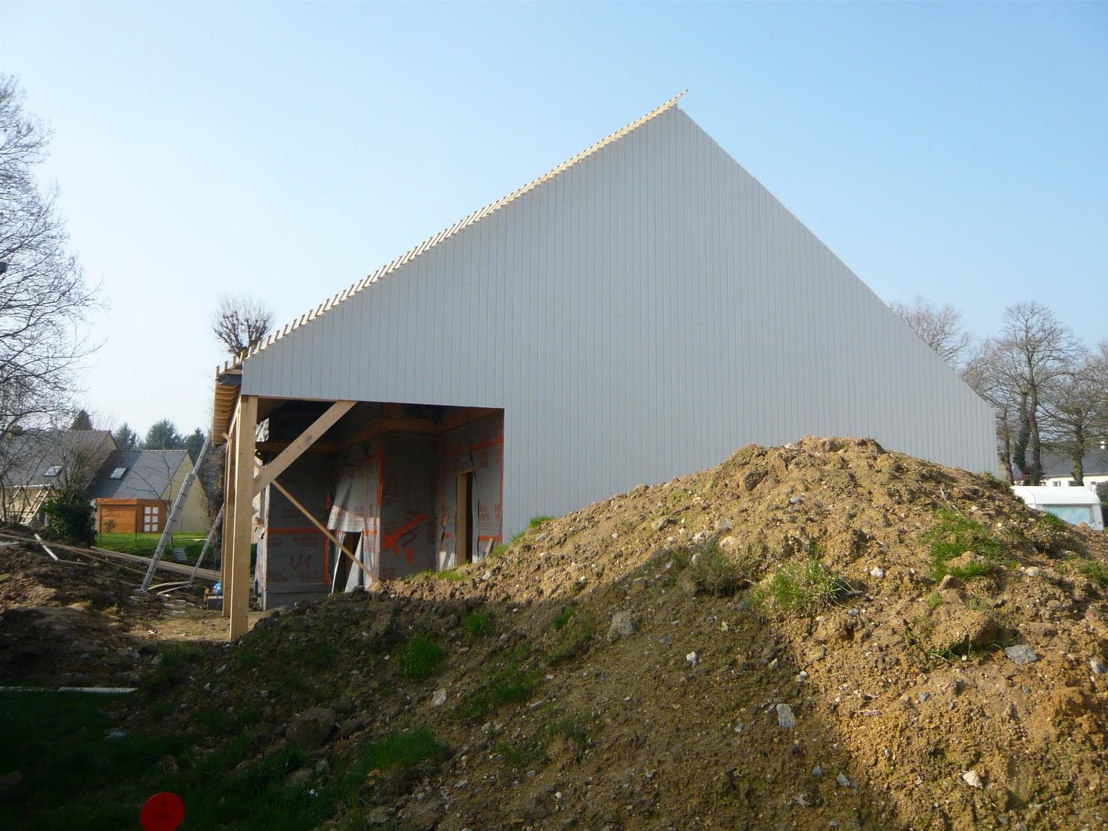 ID MAISON BOIS Construction d'une maison en bois en Bretagne # Construction Maison Bois Bretagne