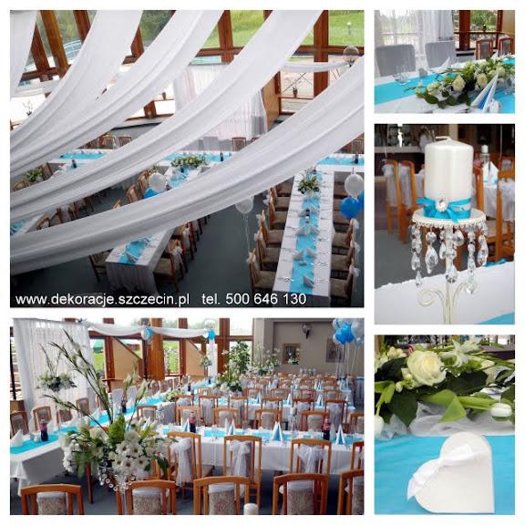 Dekoracja weselna Hotel Panorama
