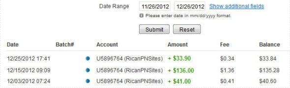 Bukti Pembayaran dari RicanAdFunds 13