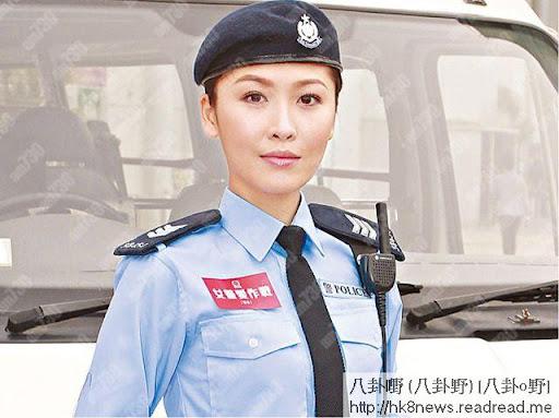 周麗淇繼《女警愛作戰》後,於新劇《開心作怪》再演女警。