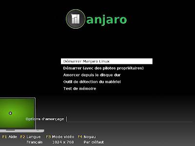 dd commande arch linux installation
