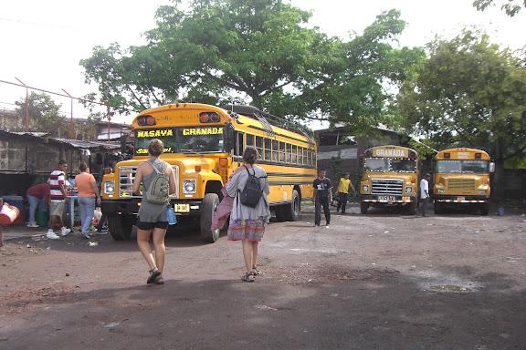 dans Ballades en Nicaragua