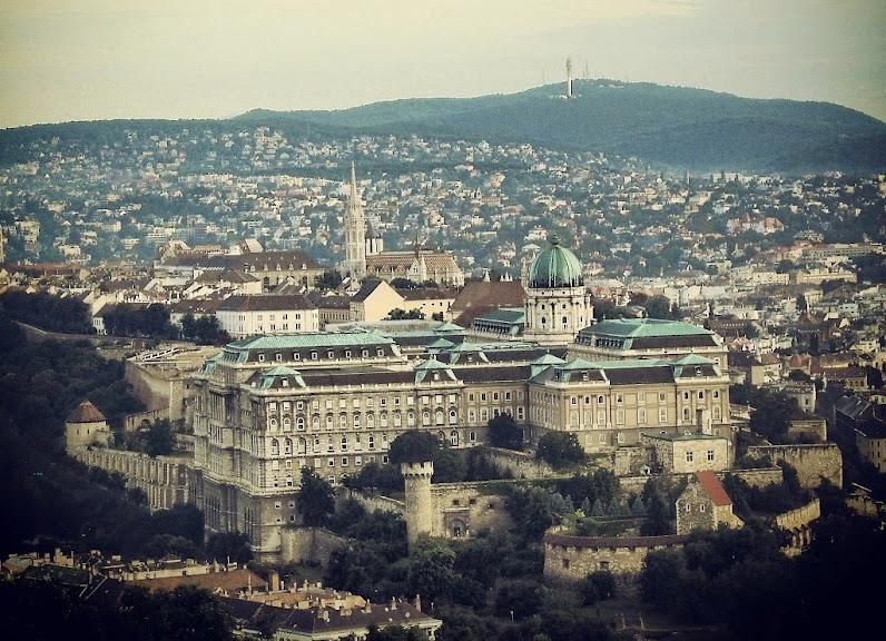 Raskošne palate i dvorci Budimpešte