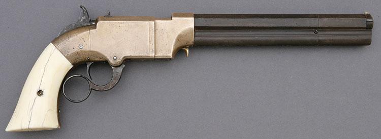 távirányító lövedék pisztoly