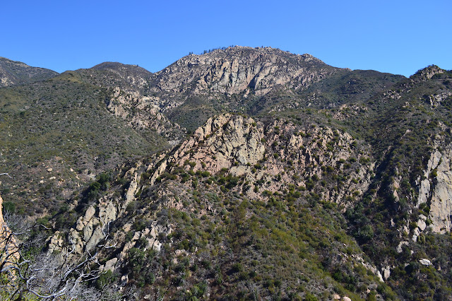 upper Mission Canyon