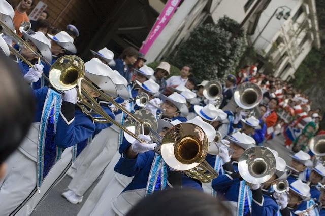 Bandas de música, Hakone