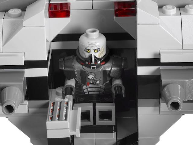 レゴ スター・ウォーズ シスのフューリー級インターセプター 9500