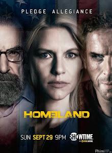 Đất Mẹ 3 - Homeland Season 3 poster