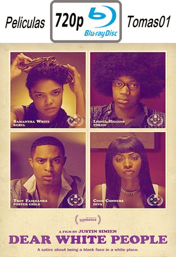 Dear White People (2014) BRRip 720p
