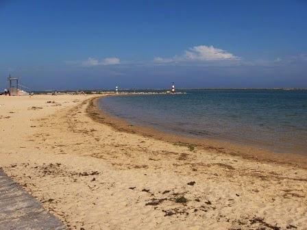 Praia dos Tesos