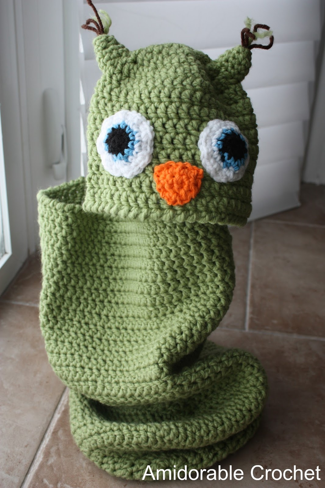 A[mi]dorable Crochet: Who...who...wants a free pattern????