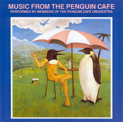 Penguin Orchestra Cafè ~ 1976 ~ Music from the Penguin Cafè