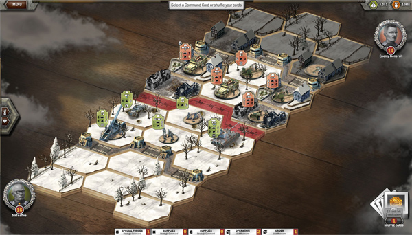 Panzer General Online thử nghiệm Closed Beta 3