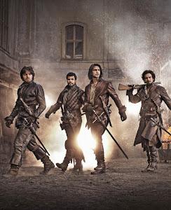Những Chàng Lính Ngự Lâm 1 - The Musketeers Season 1 poster