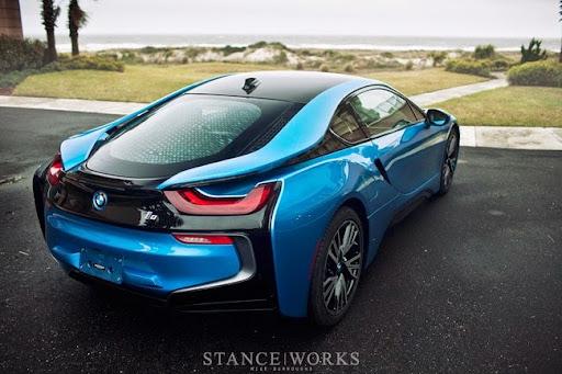 BMW i8 Protonic Blue: Đẹp ngỡ ngàng 6