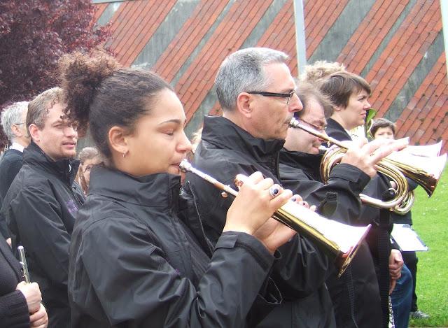 cérémonie du 8 mai 2012