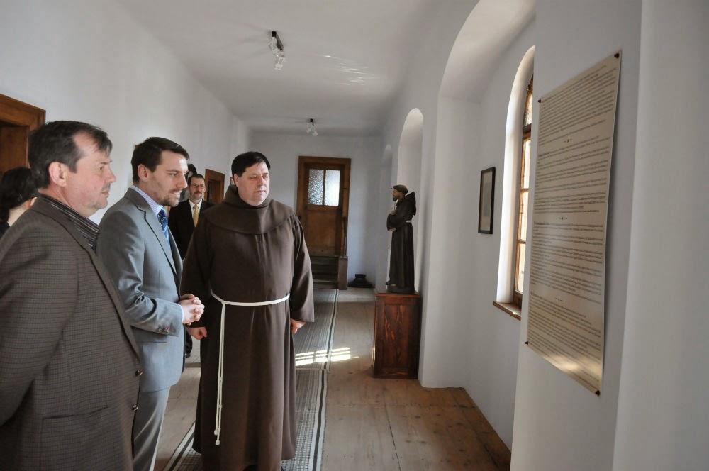 FOTO Principele Nicolae a vizitat municipiul Carei