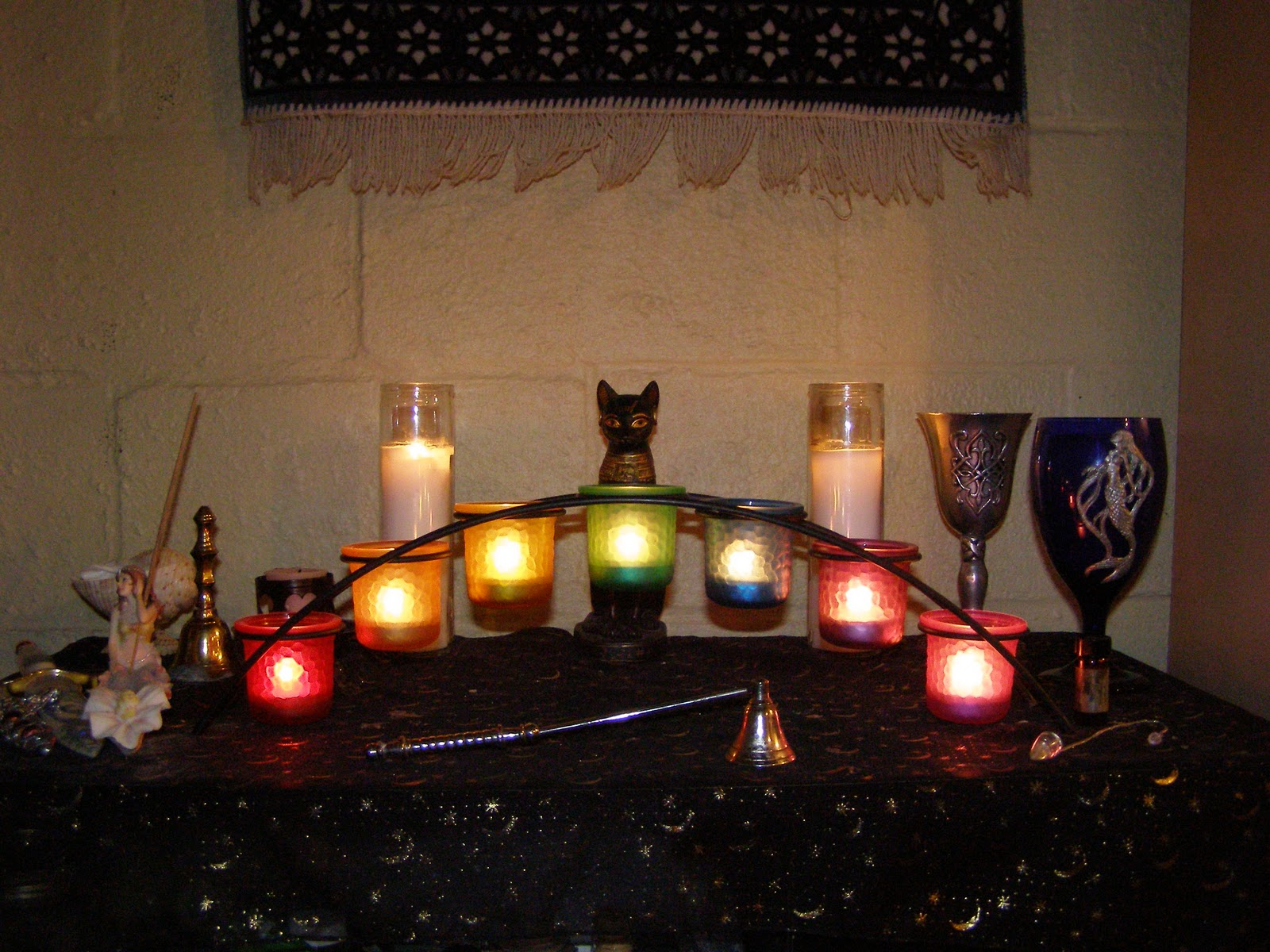 Wiccan Home Decor