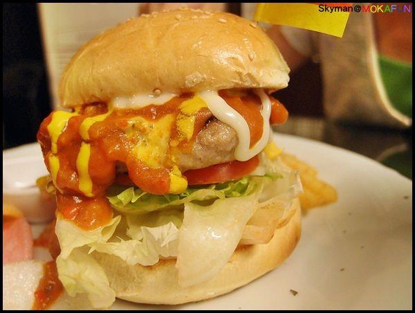 [食記]雲林斗六-瑪莎有堡2號店。CP值超高漢堡