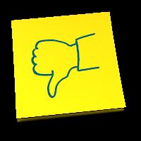 Negatieve reviews kunnen positief zijn!