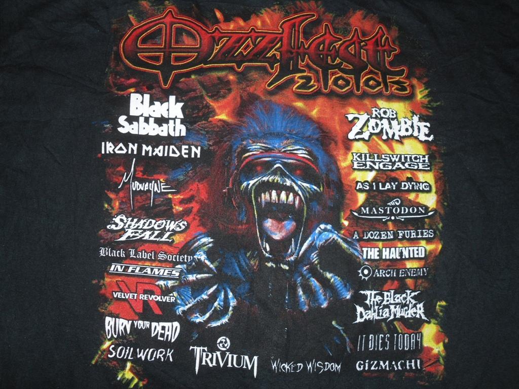 KEDAI BAJU GUNIIIII: OZZFEST 2005