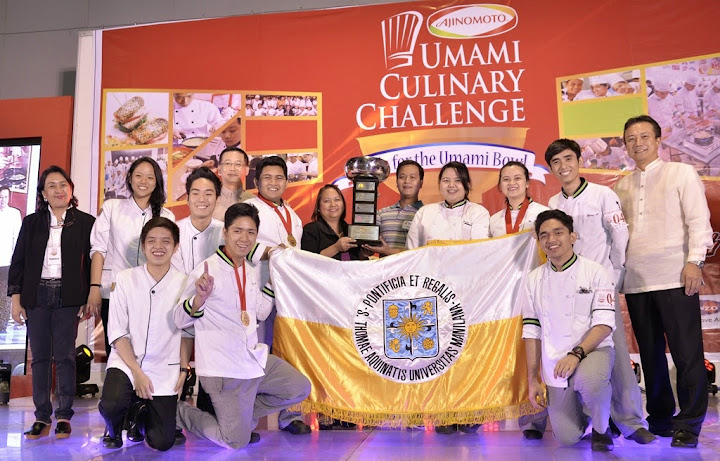 UST Umami Bowl Champion