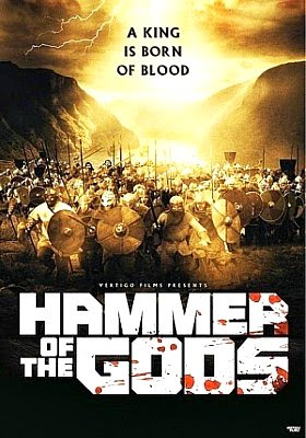 Filme Poster Hammer of the Gods WEBRip XviD & RMVB Legendado