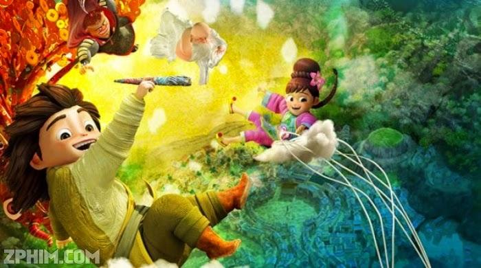 Ảnh trong phim Thần Bút Mã Lương - The Magical Brush 1