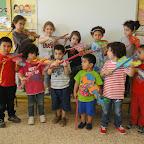 Músicos de 4 años