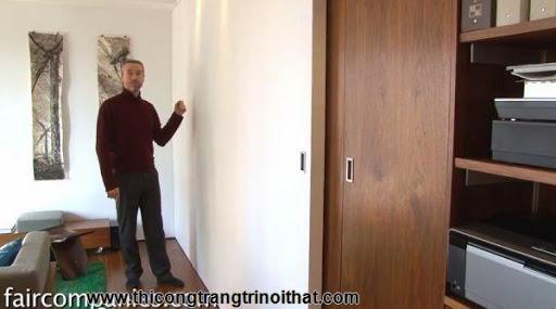 Thi công nội thất căn hộ 50m2-1