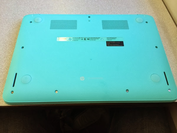 днище Chromebook 14