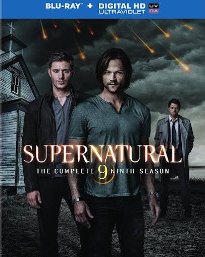 Supernatural – Temporada 9 [4xBD25]