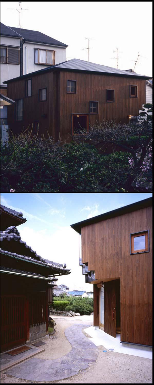 rak 04 Rumah Berkonsepkan Rak Buku di Jepun