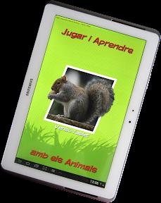 Jugar i Aprendre amb els Animals - Versió Tablet