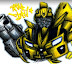 Graffiti Transformers Bumblebee