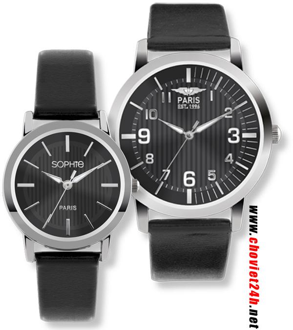 Đồng hồ đôi Sophie Michalka - CPU15